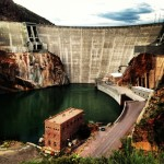 Le Roosevelt Dam
