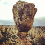Chiricahua National Monument, le royaume des pierres debout