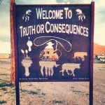 Bienvenue à Truth or Consequences