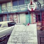 Martin Luther King a été tué ici