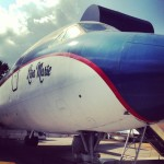 Lisa Marie, l'avion