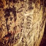Les murs de Graceland