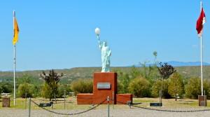 Mini statue de la Liberté