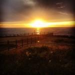 Les couchers de soleil de l'Oregon