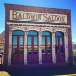 Baldwin Saloon à The Dalles