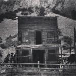 Bayhorse ghost town