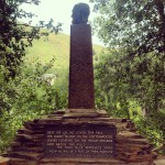 Memorial Hemingway à Ketchum