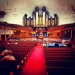 Chez les mormons