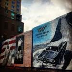 Street art in downtown Denver