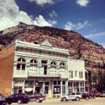 Ouray, City of the past