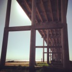Sous le pont de l'intracostal