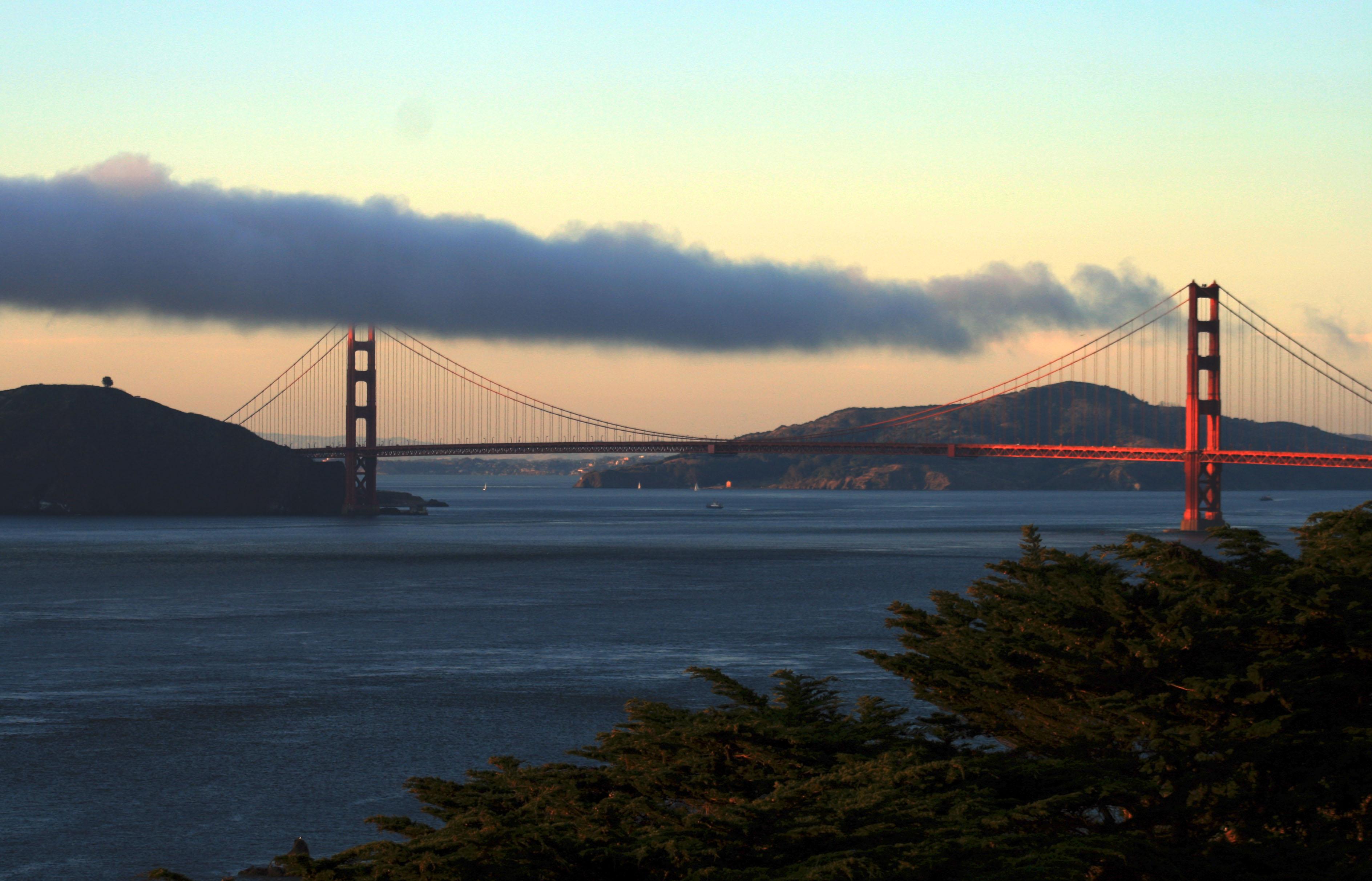 Les Plus Belles Vues Sur Le Golden Gate Lost In The Usa