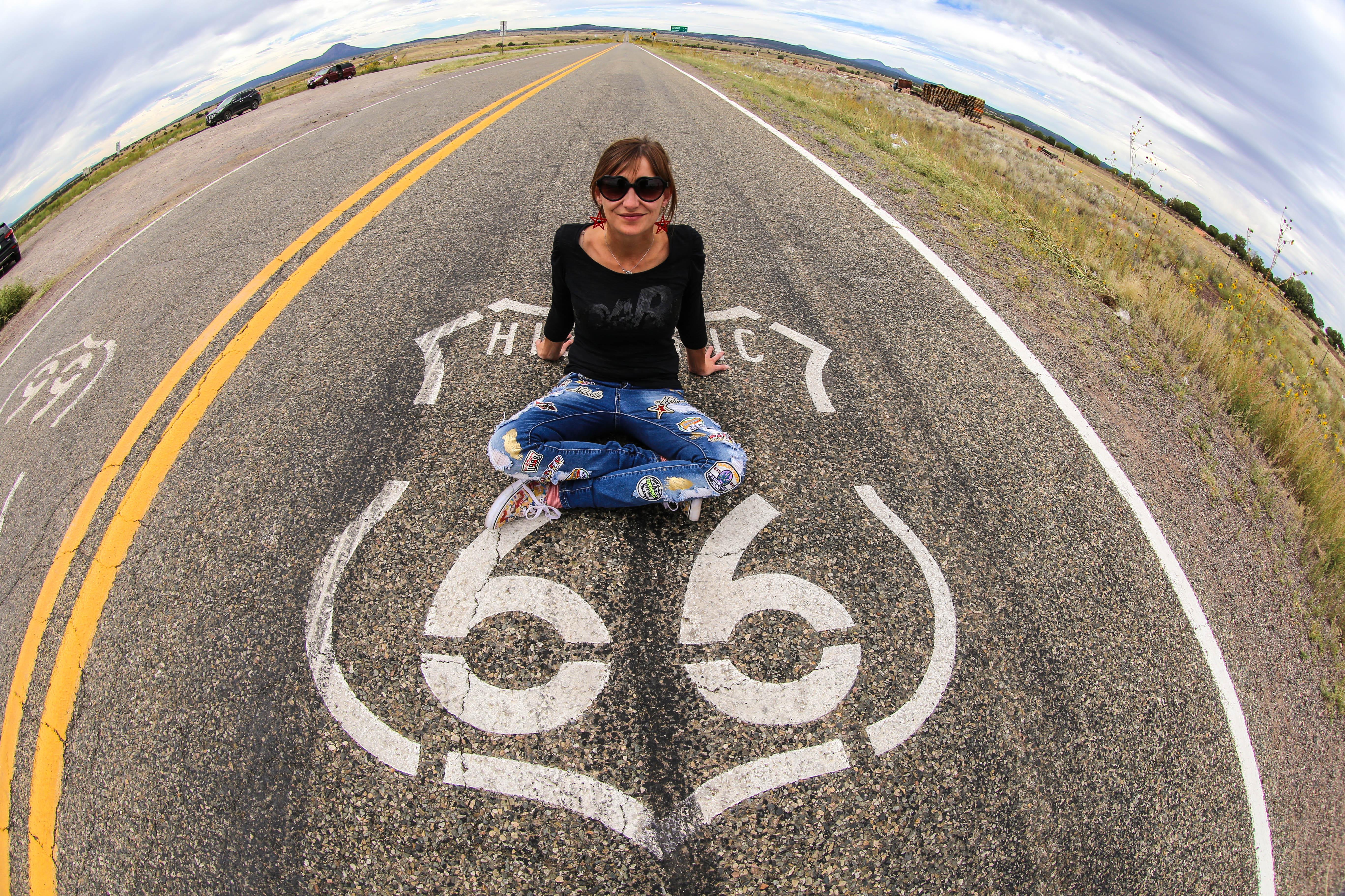 route 66 villes principales