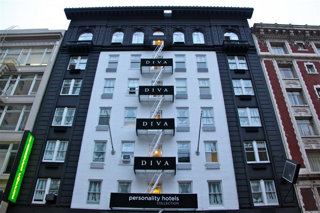 Hotel diva lost in the usa - Hotel diva union square ...
