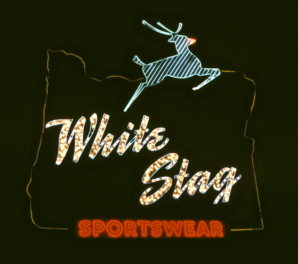 1984-12-22 White Stag night
