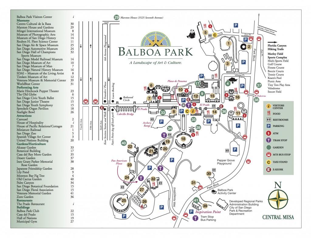 balboaparkmap - copie