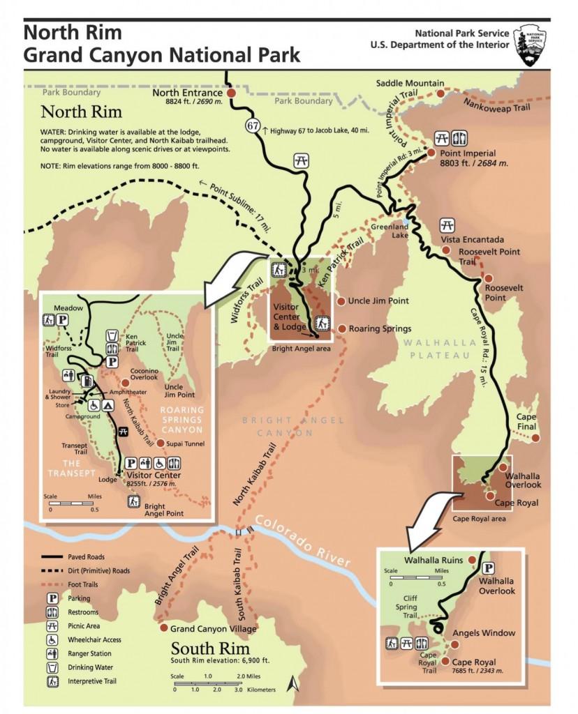 North-Rim-Map - copie
