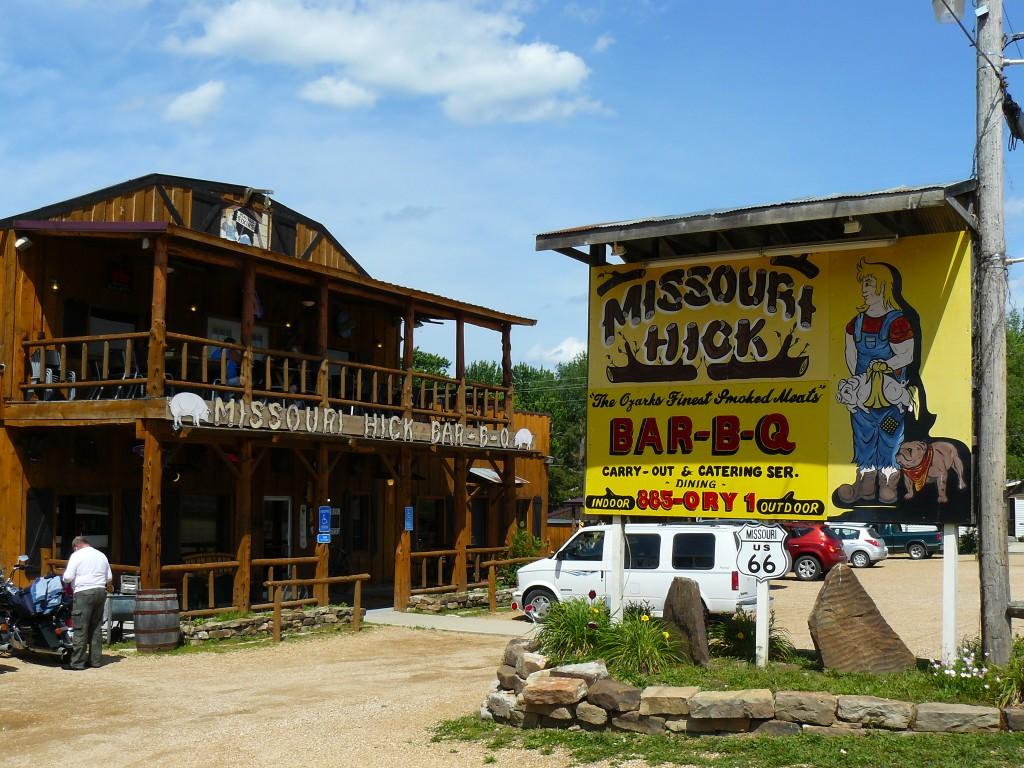 Missouri Hick Bar-B-Q à Cuba (1)