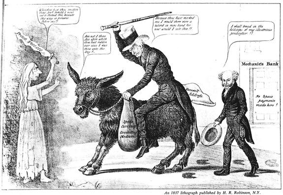 donkey-andrew-jackson