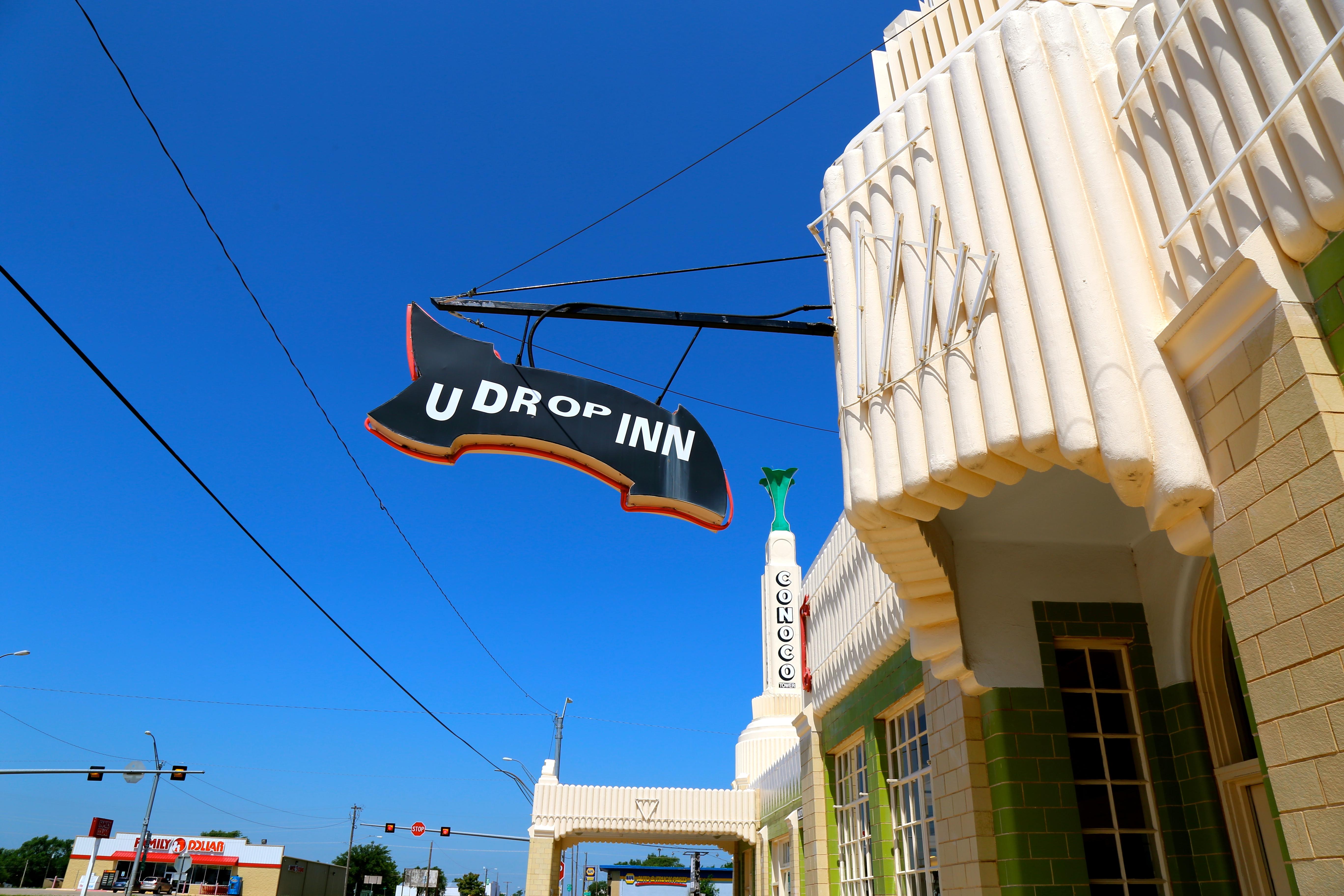 Station U-Drop Inn | Lost In The USA