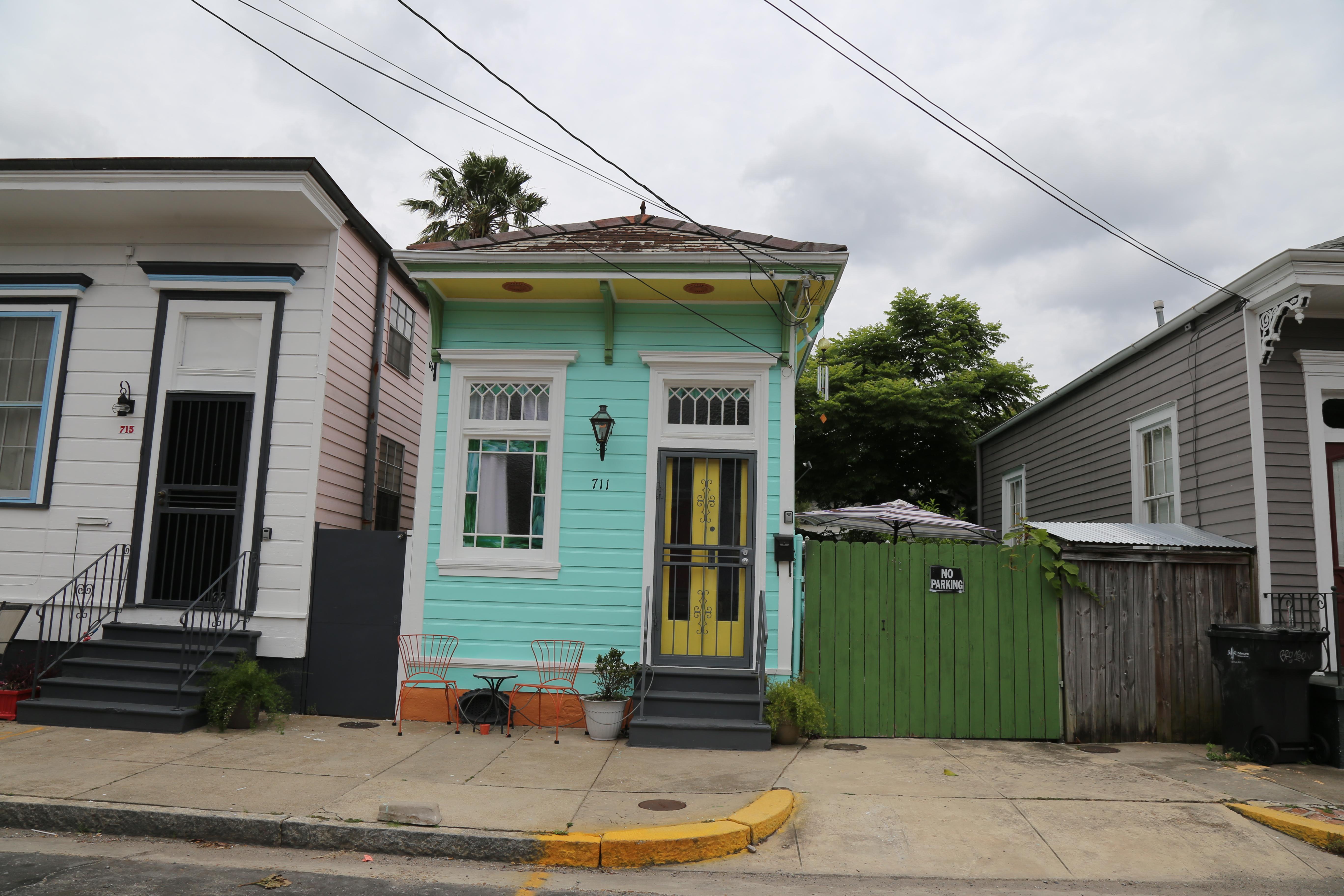 Qu\'est-ce qu\'une « shotgun house » ?   Lost In The USA