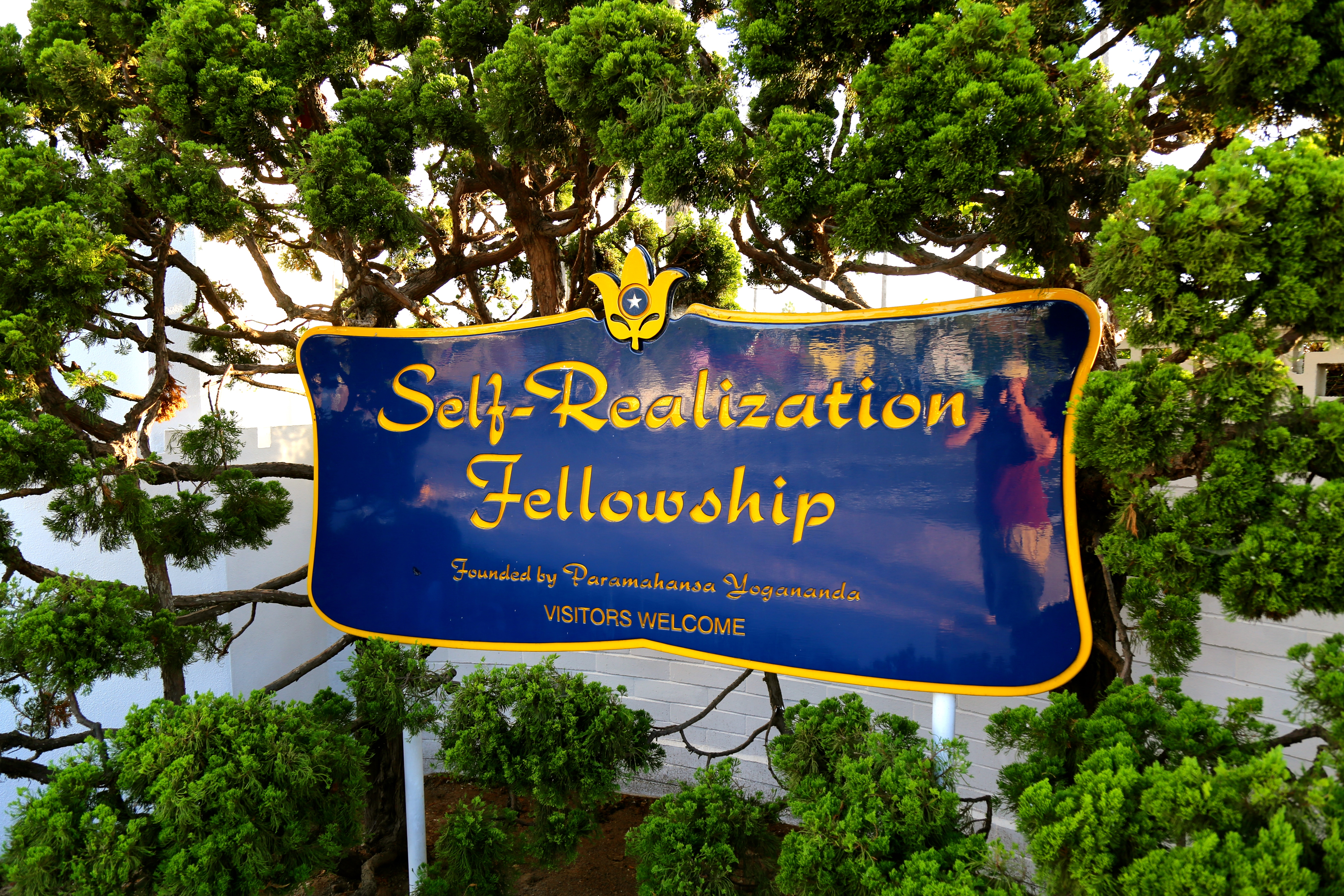 Self Realization Meditation Gardens Lost In The Usa