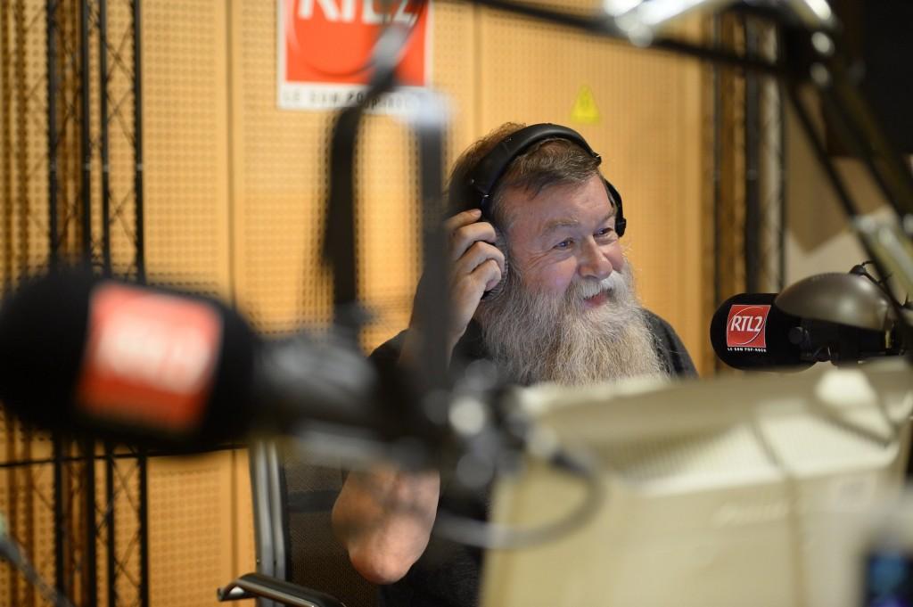 20/08/2014  Francis Zegut RTL2.Ph:Elodie Gregoire