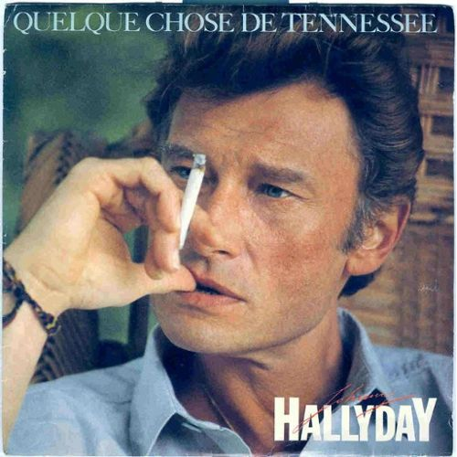 Hallyday-Johnny-Quelque-Chose-De-Tennessee-45-Tours-46005430_L