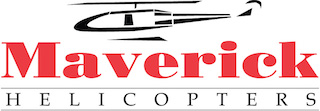 new Maverick Helicopters Logo for Shanna