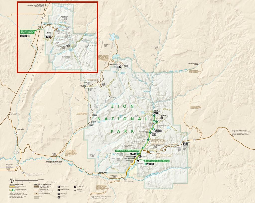 NPS_zion-map