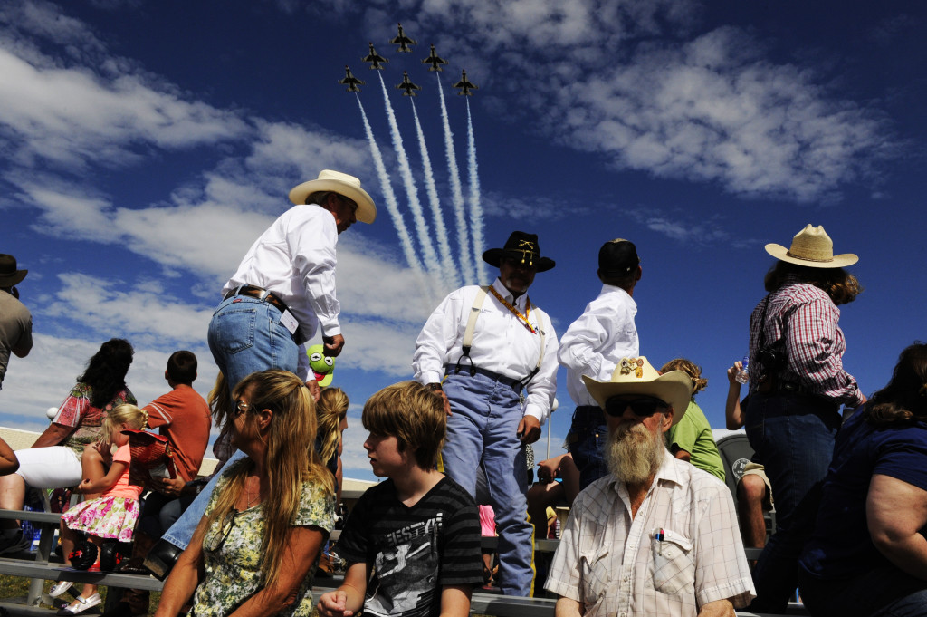 Cheyenne Frontier Days Air Show