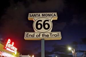 Fin de la Route 66